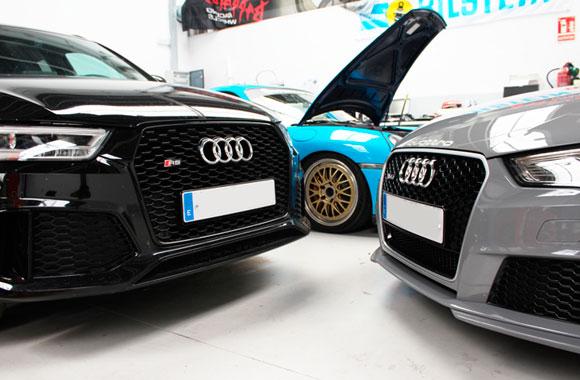 Reprogramar Audi