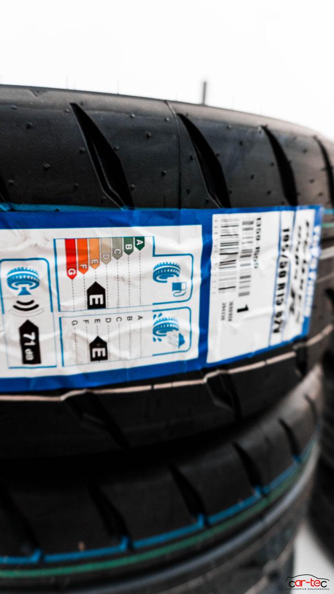 tipo de neumáticos