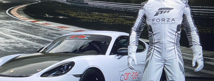 Forza Motorsport cartec