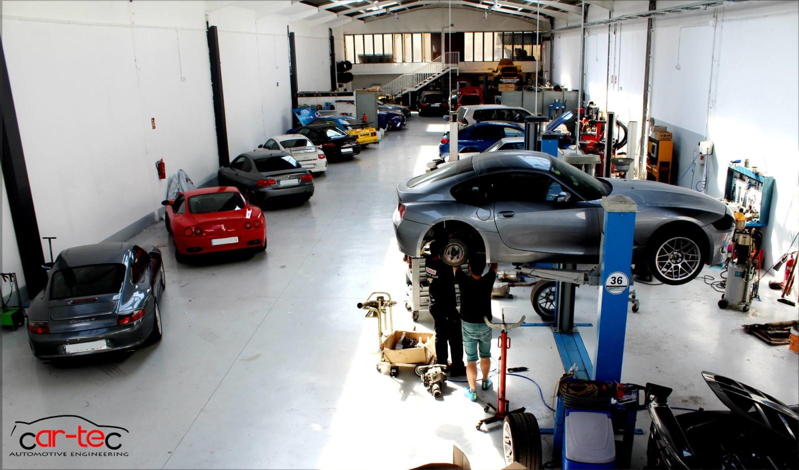 car-tec workshop
